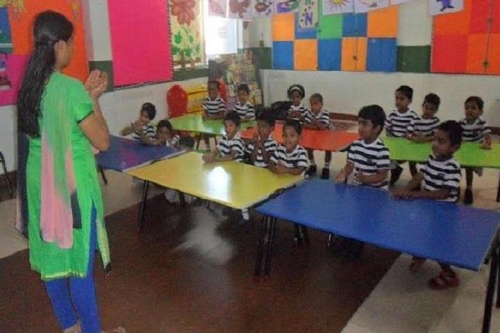 The Indian Public School-Music