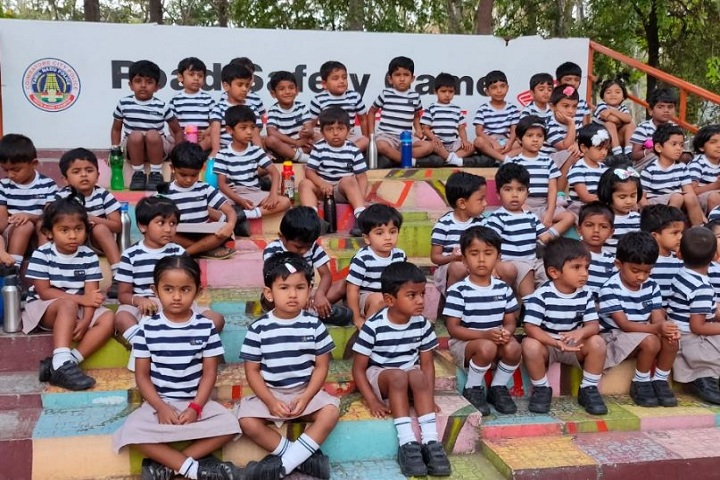 The Indian Public School-Group Photo