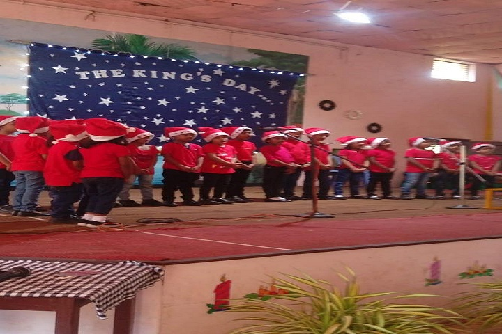 The Kings School-Christmas Celebration
