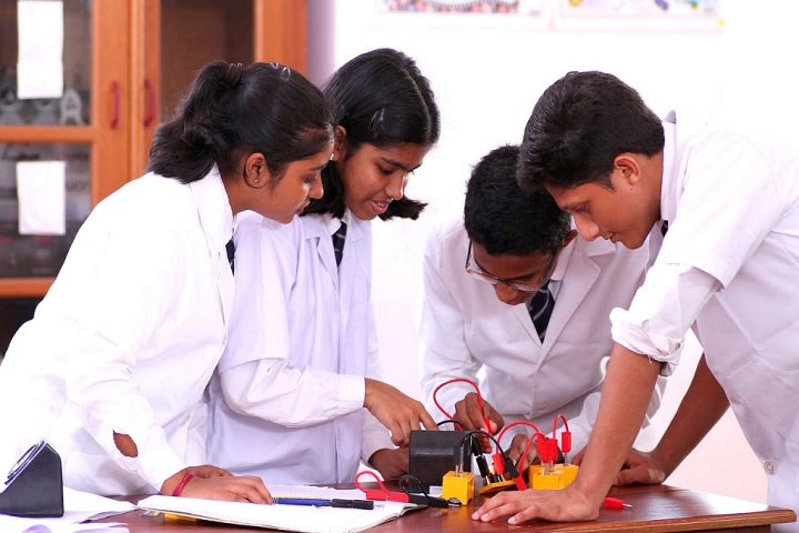 The Kings School-Physics Lab