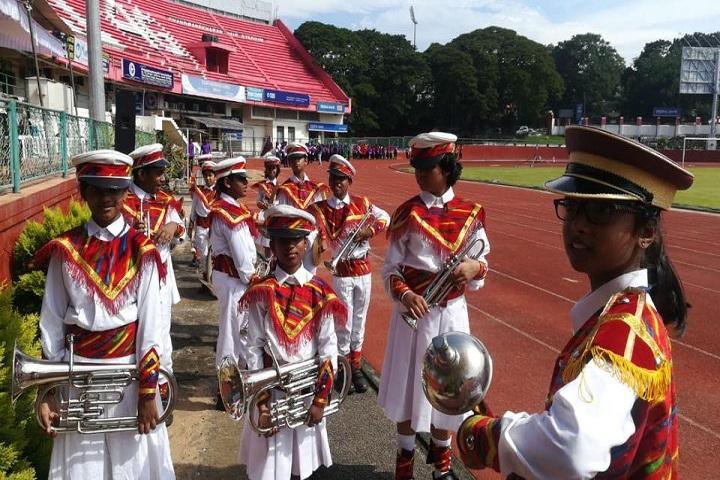 The Kings School-School Band
