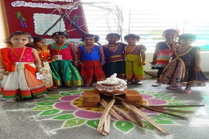 The Lords International School- Pongal Celebration