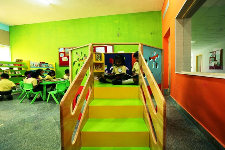 The Lords International School-Library