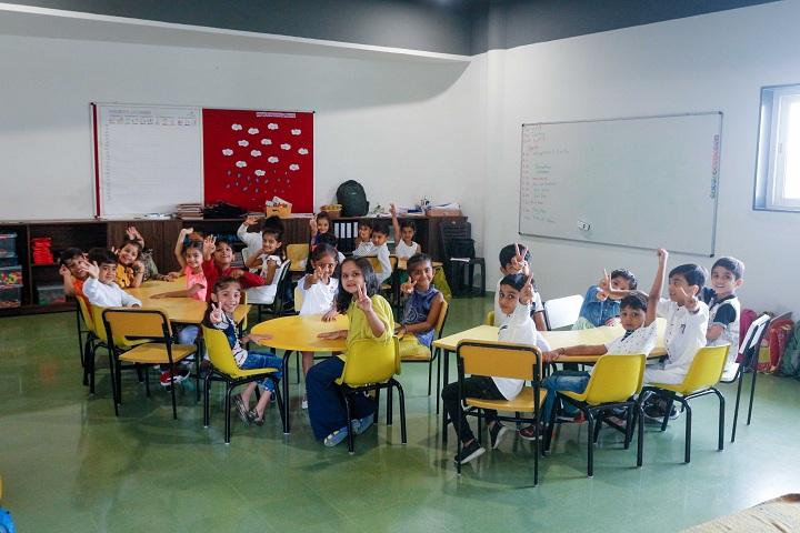 The North Star School-Classroom