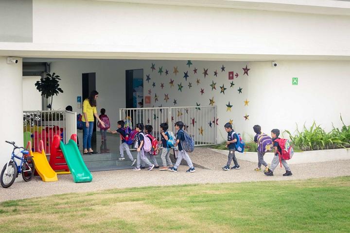 The North Star School-Nursery Students