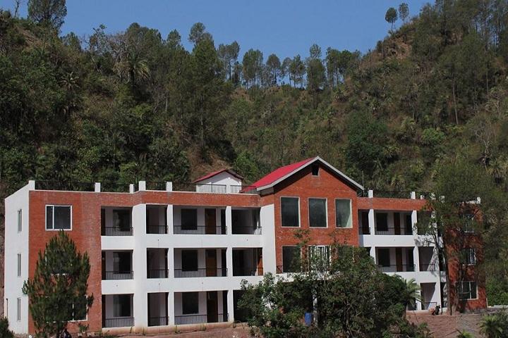 The Plenum School-Campu View