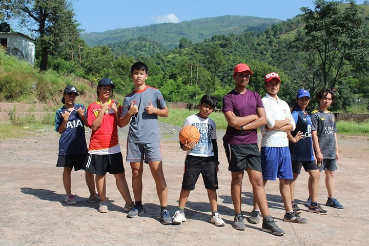 The Plenum School-Sports Team