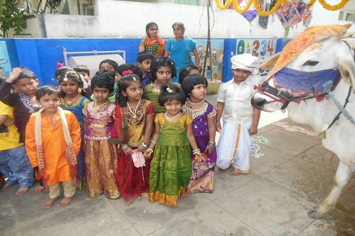 The Sun Smart Foundation International School- Festival Celebration