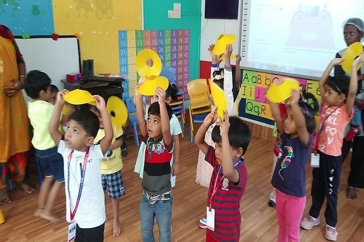 The Sun Smart Foundation International School- Game