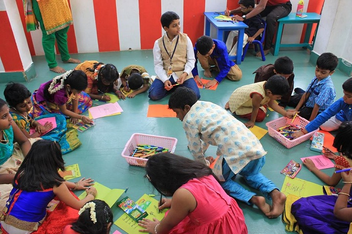 The Sun Smart Foundation International School- Painting Competition