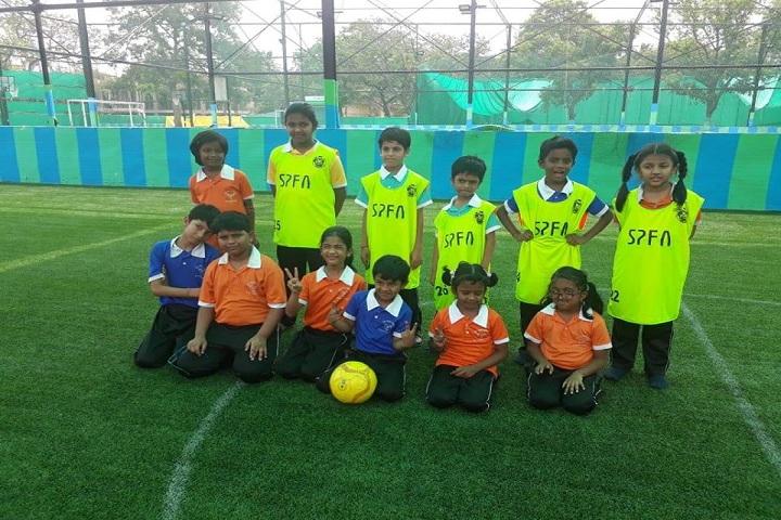 The Sun Smart Foundation International School- Sports Team