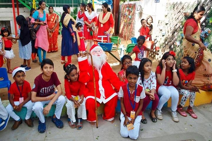 The Sun Smart Foundation International School-Christmas Celebration