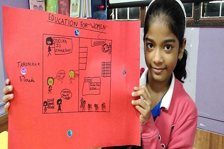 The Sun Smart Foundation International School-Poster Presentations