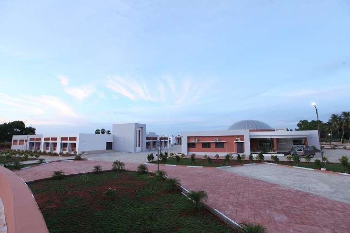 The Vikasa International School-Campus View