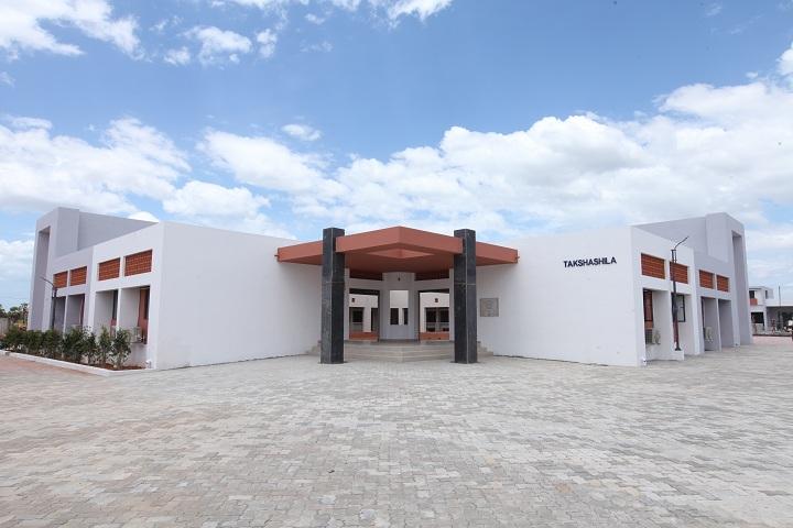 The Vikasa International School-Campus