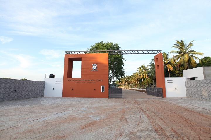 The Vikasa International School-Entrance