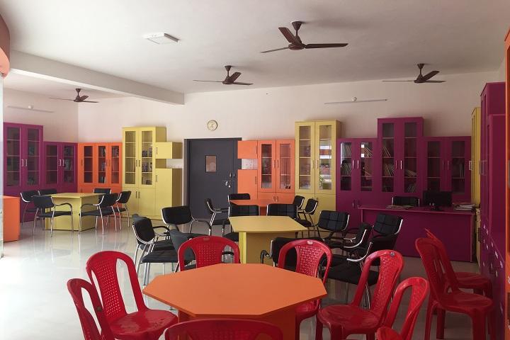 The Vikasa International School-Library