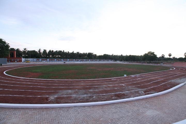 The Vikasa International School-Play Ground