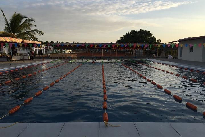 The Vikasa International School-Swimming Pool