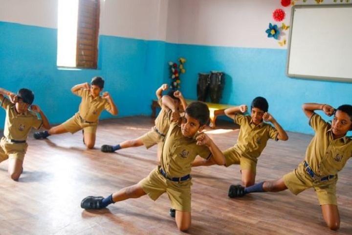 Trident International School- Dance Classes