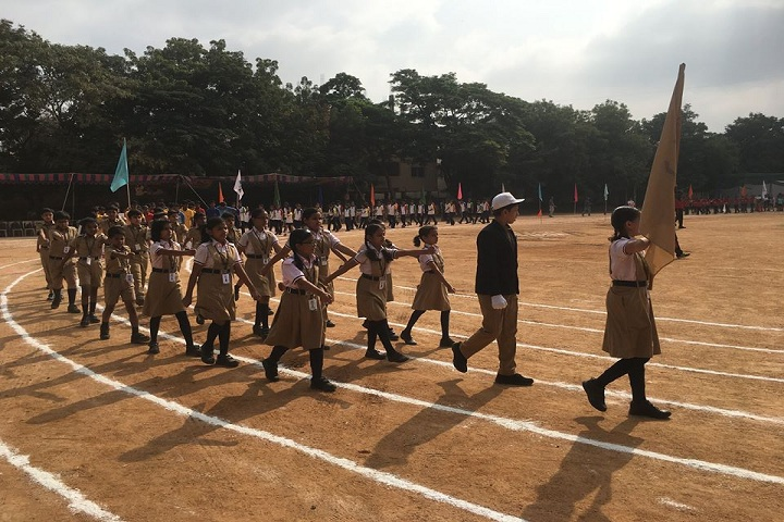 Trident International School- Sports Day Celebration