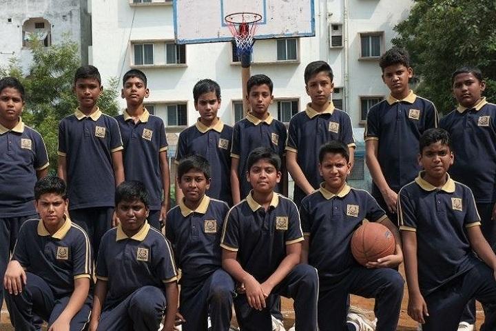 Trident International School- Sports Team