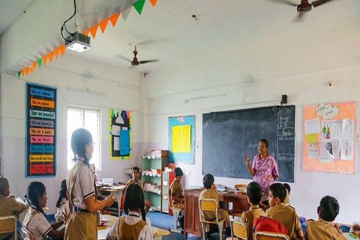 Trident International School-Class Room