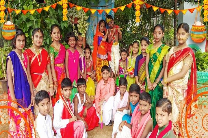 Trident International School-Festival Celebration