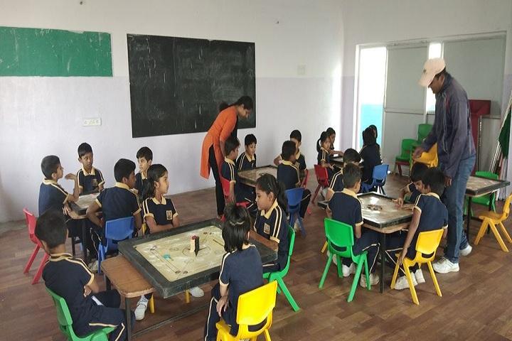 Trident International School-Games