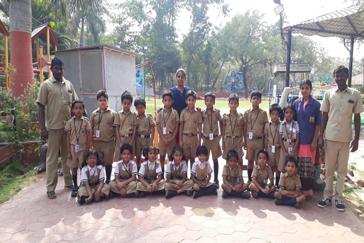 Trident International School-Group Photo