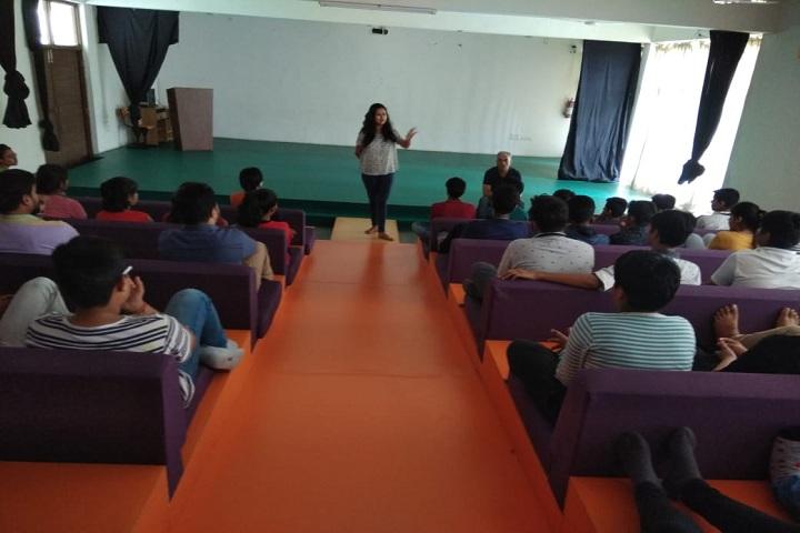 Tripada International School-AV Room