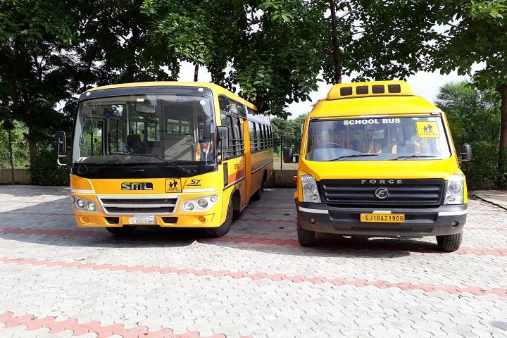 Tripada International School-Bus