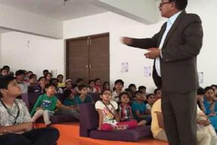 Tripada International School-Class Room