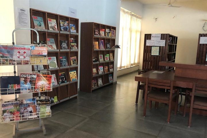 Tripada International School-Library