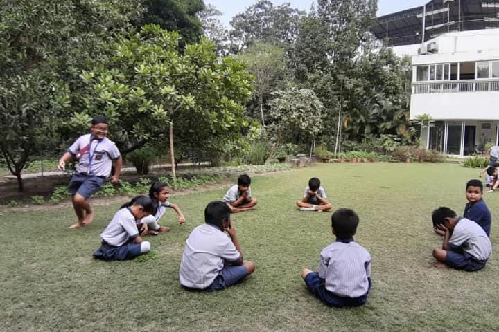 Vidyanjali International School - Playground Facility