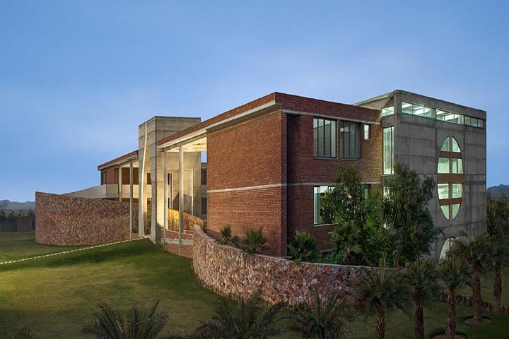 Zaytun International Academy-School Building