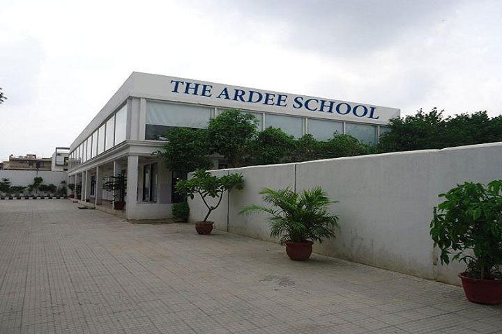 The Ardee School-Campus View