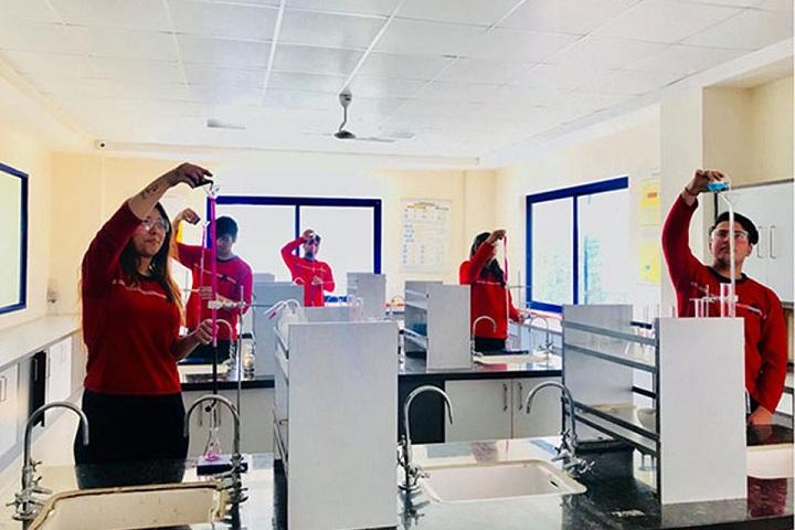 The Ardee School-Chemistry Lab