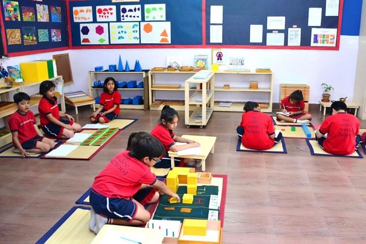 The Ardee School-Class Room