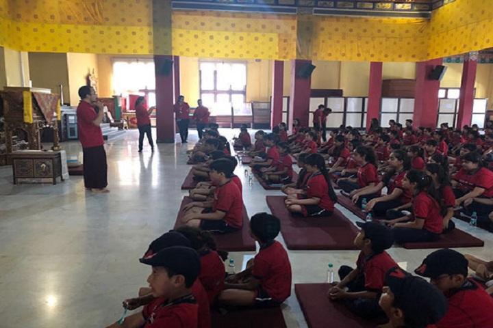 The Ardee School-Meditation
