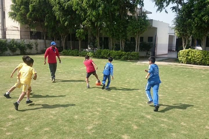 The Ardee School-Play Ground