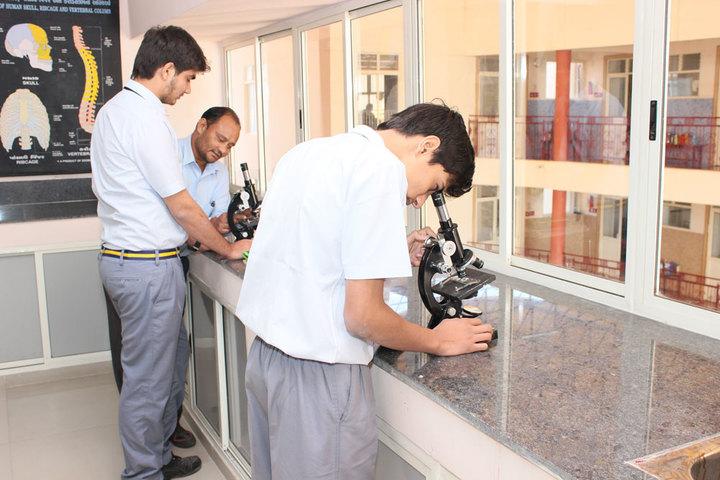 St Kabir School-Biology-Lab