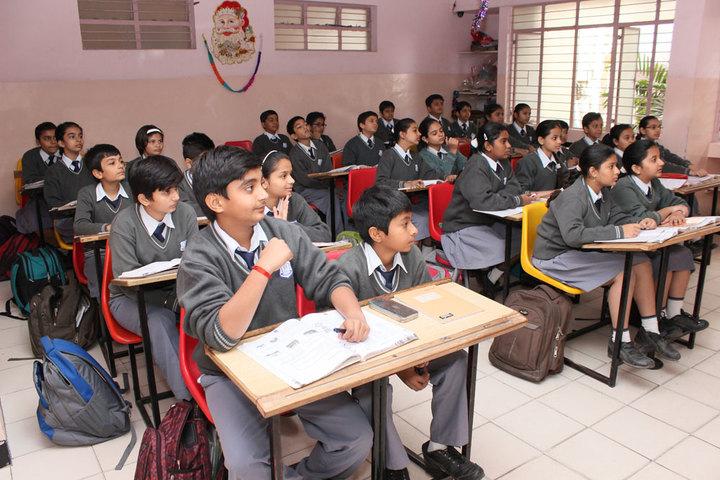 St Kabir School-Class