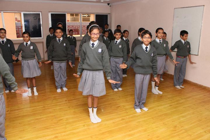 St Kabir School-Dance Room