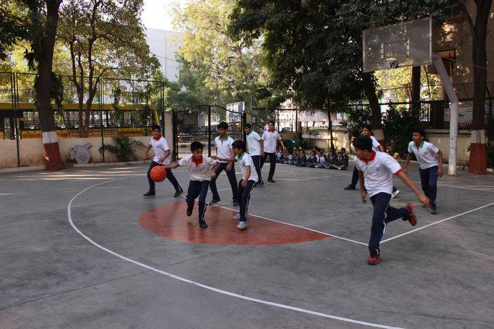 St Kabir School-Indoor Games