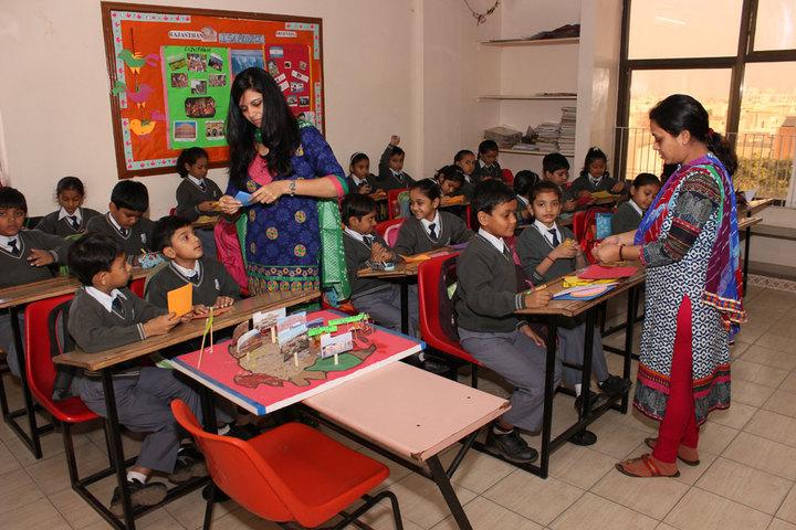 St Kabir School-Kids Class