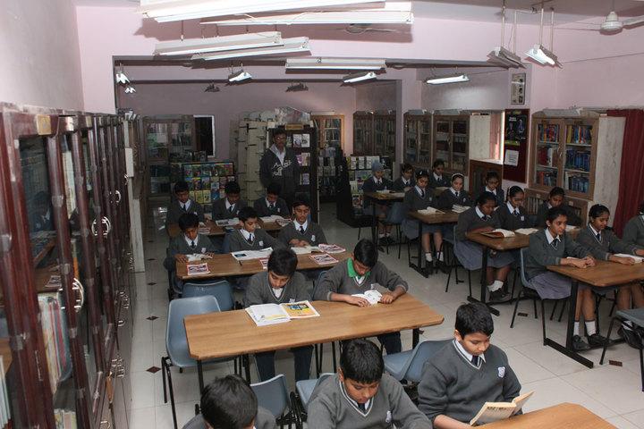 St Kabir School-Library