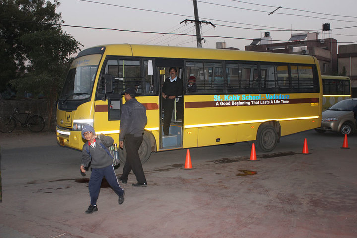 St Kabir School-Transport