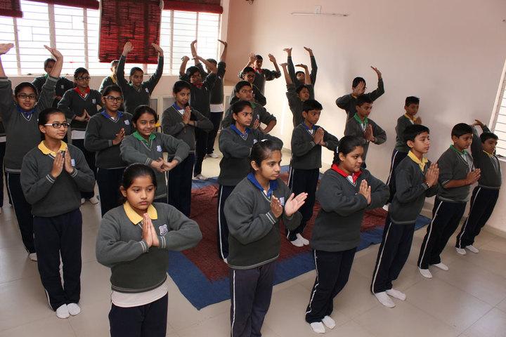 St Kabir School-Yoga