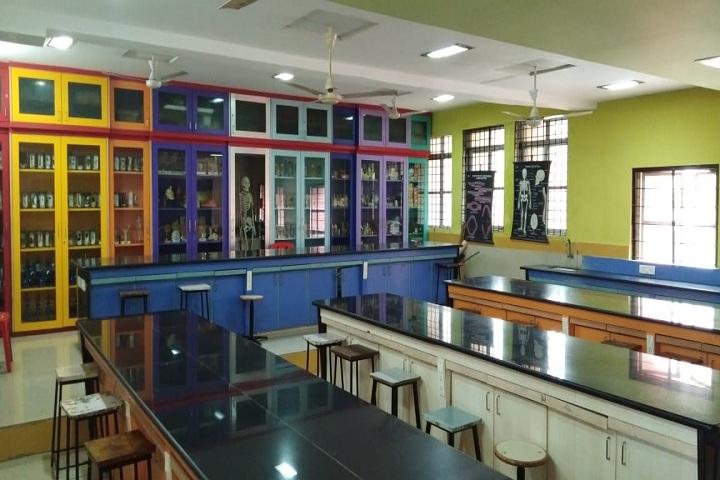 Thakur Vidya Mandir High School and Junior College-Biology-Lab